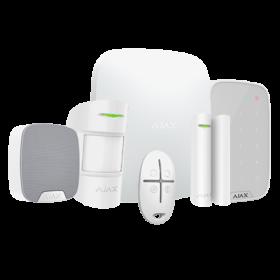 Alarme-intrusion : AJAX, l'alarme sans fil et connectée remporte le trophée du meilleur produit d'intrusion d'EXPOPROTECTION 2018.